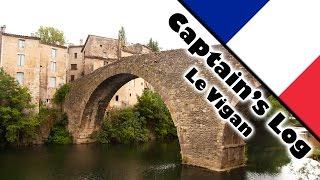 Captains Log Le Vigan