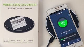 Setup Wireless Charger, Qi Wireless Charging Pad for All Devices