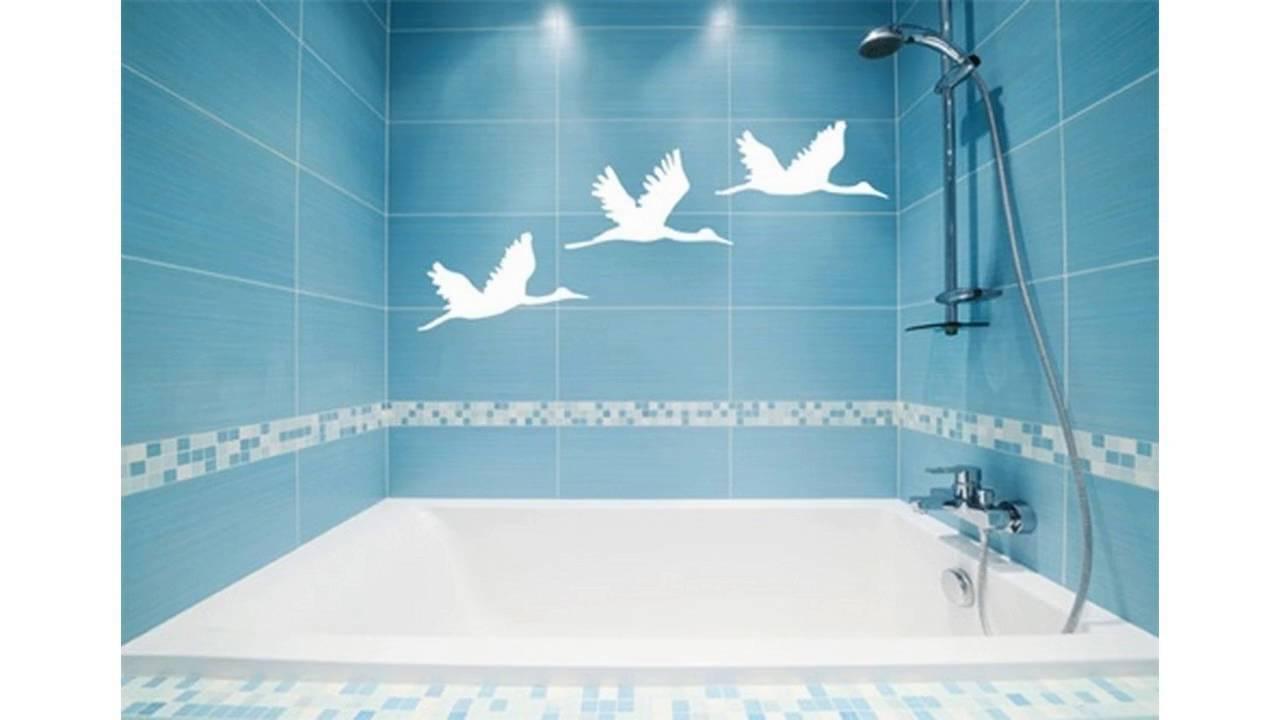 badezimmer wandbilder ideen youtube. Black Bedroom Furniture Sets. Home Design Ideas