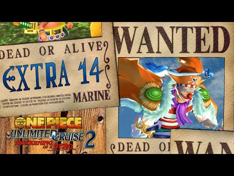 Let's Play One Piece UC 2 Extra 14: Arrembaggio selvaggio