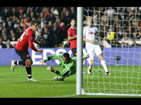 Swansea City 0-1 Manchester United I 2011/12 Premier League Season