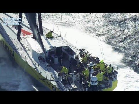 """World on WaterTV"" November 17 17 Global Sailing News Volvo, Jacques Vabre, Caffari, Gabart more"