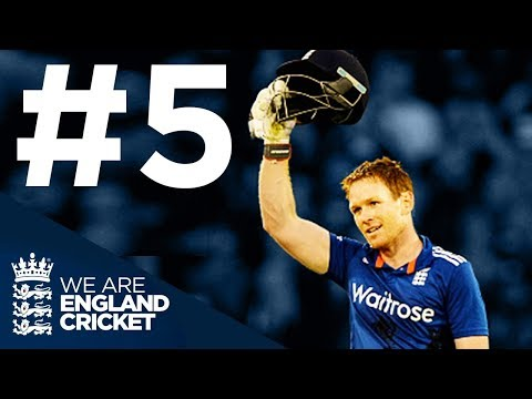 #5 Morgan Stars In Remarkable Run Chase! | England vs New Zealand - Trent Bridge 2015