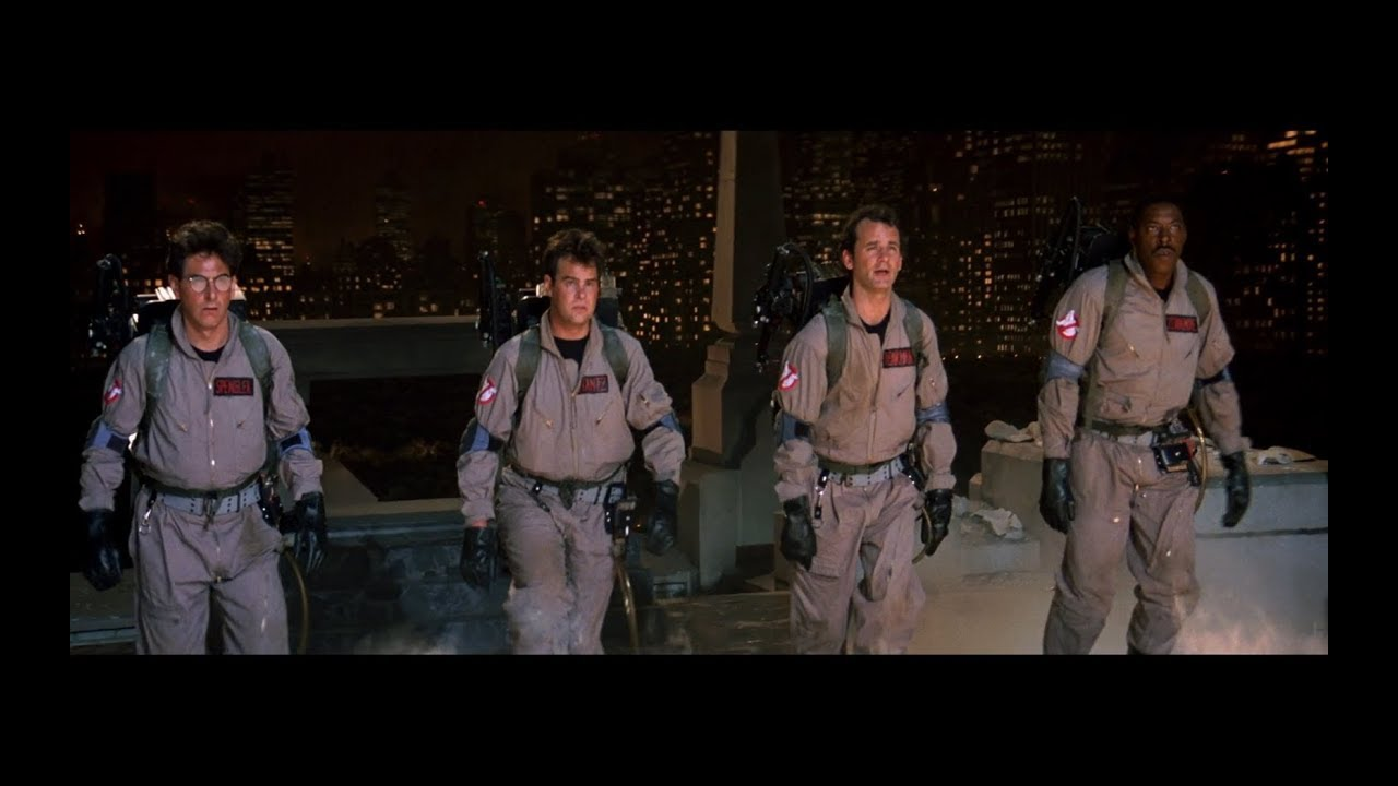 Ghostbusters 1984 Official Trailer Hd Youtube