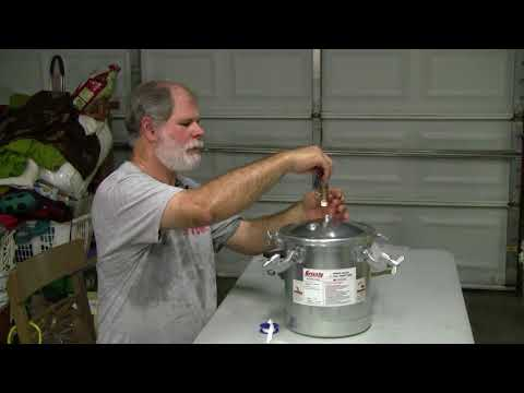 Grizzly Pressure Pot Conversion