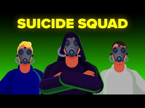 Chernobyl Suicide Squad - 3 Men Who Prevented Even Worse Nuclear Disaster