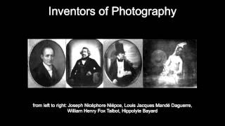 History of Photography: Pt. 1 - The Beginning