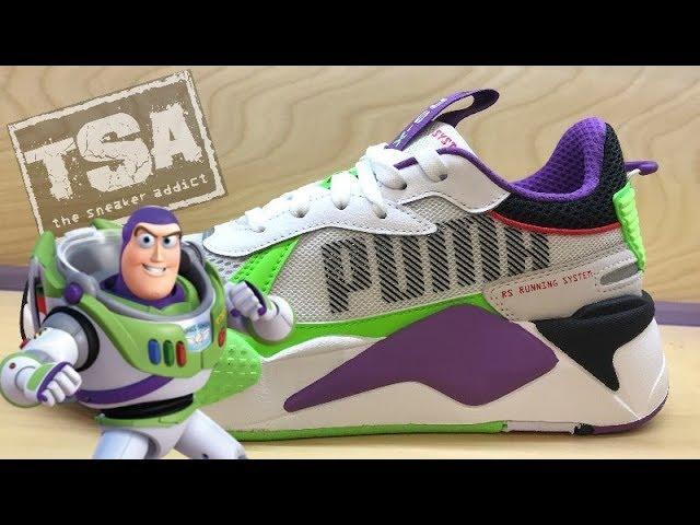 Puma RS-X 'Toy Story Buzz Lightyear
