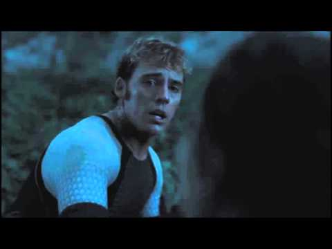 Finnick Scenes - The Hunger Games: Catching Fire [Part 2]