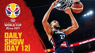 Daily Show | Day 12 | Quarter-Finals Day 2 | FIBA Basketball World Cup 2019