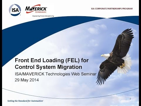 Front End Loading (FEL) for Control System Migration