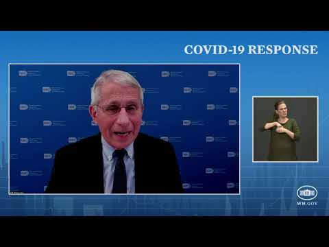 03/31/21: Press Briefing by White House COVID-19 Response Team and Public Health Officials