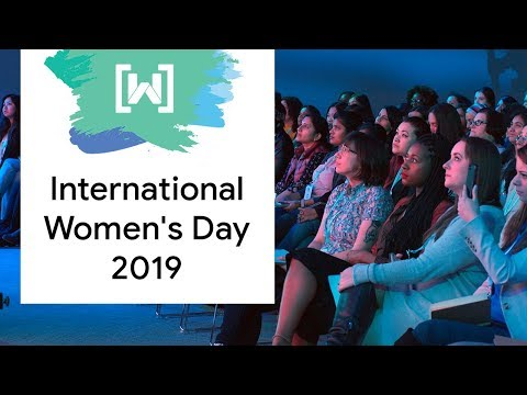 Empowered women, empower women #WTM #IWD2019