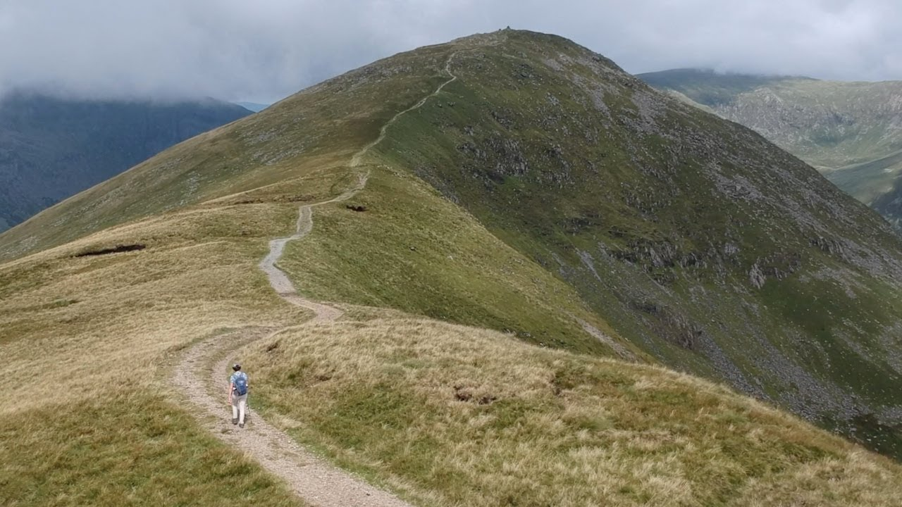 Download Hiking in the Lake District / Troutbeck Fell Walking / August 2020