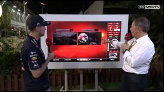 F1 2014 Singapore GP - Extended Sebstian Vettel Interview