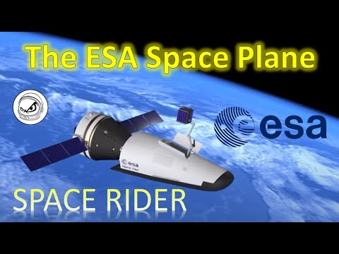 Space Rider - The ESA answer to the SpaceX Crew Dragon?  Well, it's complicated.