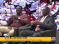 $2.25 Billion Bond Issue - AM Talk on JoyNews (1-2-18)