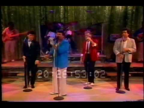 SAIL ON performed by The Imperials of 1986