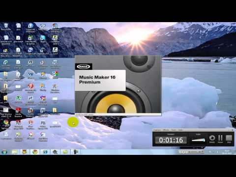How to Install Autotune in Magix Music Maker