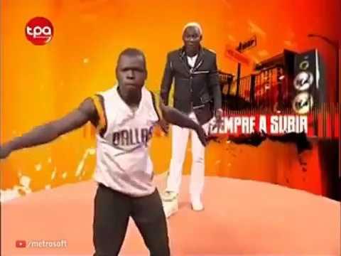 El mundo no está preparado para la TV de Angola