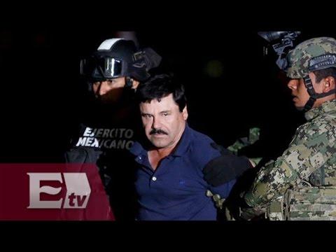 """Detalles sobre el traslado de """"El Chapo"""" Guzmán a Ciudad Juárez/ Yazmín Jalil"""