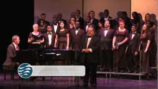TCC Chorus - Stopping by Woods on a Snowy Evening (2012)