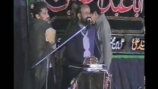 Mewa Khan Kaleri - Na Ja Na Ja - Ali Pur Syedan Moharram 2009