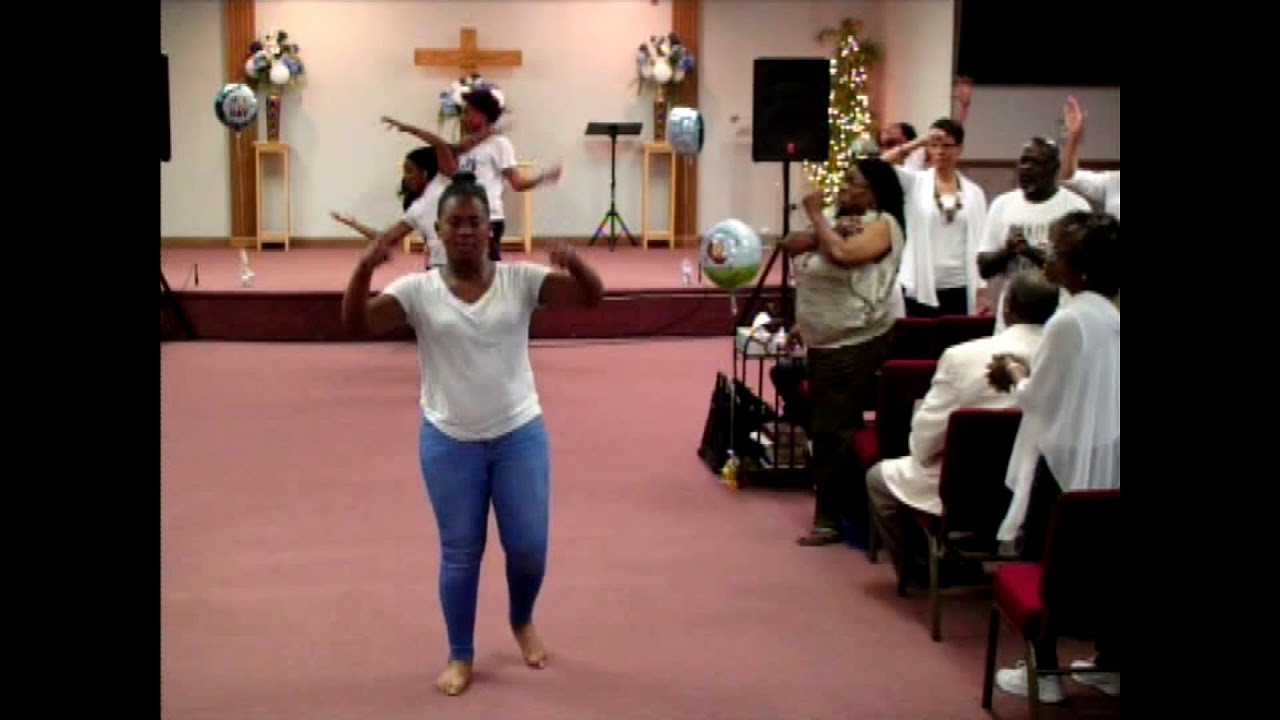 SCC Youth Praise Dance   Bigger by Jeka Lyn Carr