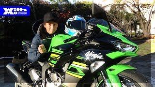 最新ニンジャフェイスで国内ラインナップ復活!Kawasaki Ninja ZX-6R ① マシン解説編|丸山浩の速攻バイクインプレ