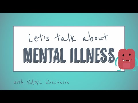 Is Mental Illness all in our heads? from YouTube · Duration:  4 minutes 43 seconds