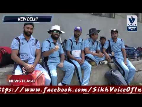 Indian global premier league Trail Camp in Delhi by Sr, Selector DDCA