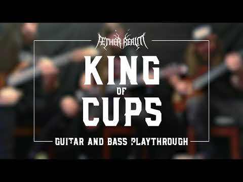AETHER REALM - King Of Cups (Playthrough) | Napalm Records