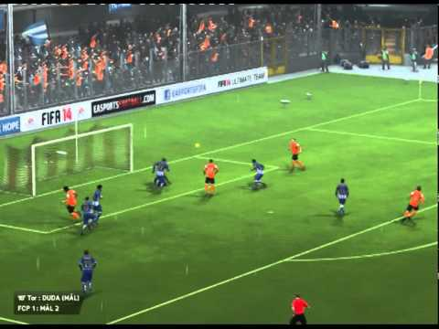 FIFA 14 (UEFA Champions League Spiel.48 FC Porto vs Málaga CF)
