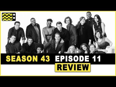 Saturday Night Live - Jessica Chastain; Troye Sivan Review & Reaction   AfterBuzz TV