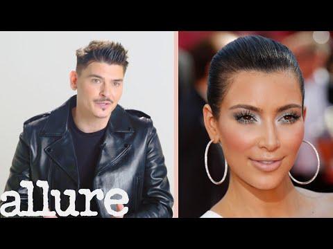 Kim Kardashian's Makeup Artist Mario Breaks Down Her Makeup Looks | Allure
