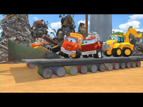 The Adventures Of Chuck & Friends: When Trucks Fly (4/5)