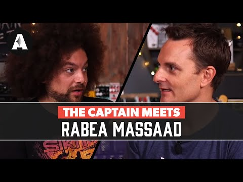 The Captain Meets Rabea Massaad