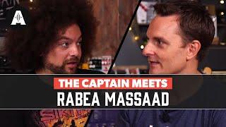 The Captain Meets Rabea Massaad