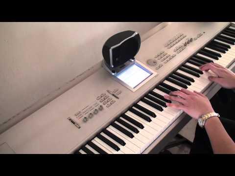 K-Sounds - Akon - Beautiful Piano by Ray Mak