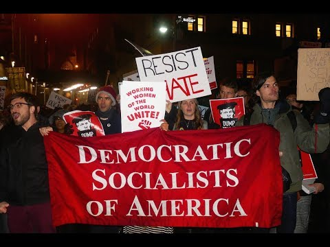 The Democratic Socialists go  Open Borders
