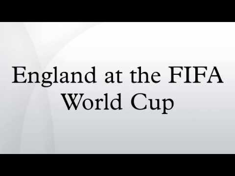 England at the FIFA World Cup