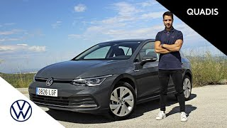Volkswagen Golf 2020   Prueba / Test / video en español   quadis.es