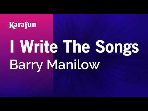 i write the songs lyrics You can write better lyrics by mark winkler i've been writing songs for over 30 years i've had 150 of them cut by famous singers like liza minnelli and dianne reeves, and written songs for a hit off broadway musical and have had tunes on the soul, pop, county, dance and jazz charts.