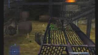 Syphon Filter 3 (Hard Mode) - Mission 4: Pugari Gold Mine