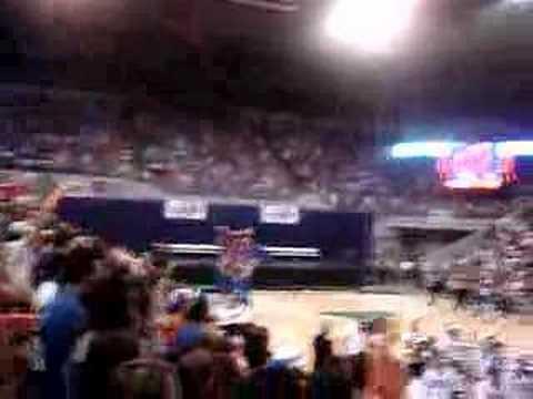 National champions NCAA basketball 2007