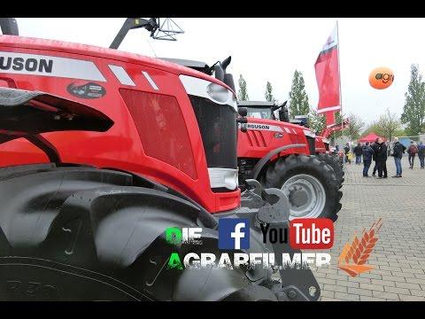 Messerundgang agra 2017 Leipzig / Die Agrarfilmer [HD]