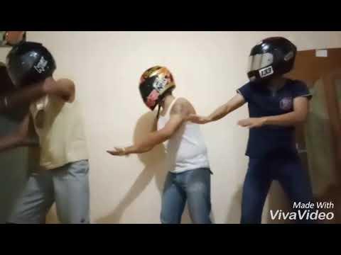 Panama dance by bikers Ambon
