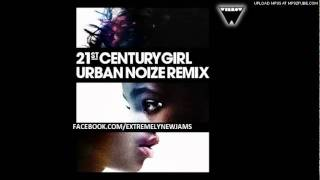 Willow Smith - 21st Century Girl Urban Noize Remix [ Download ]