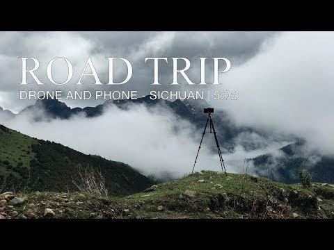 Road trip - Sichuan Adventure ep62 Drone & Phone