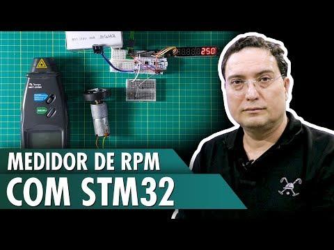 Medidor de RPM com STM32